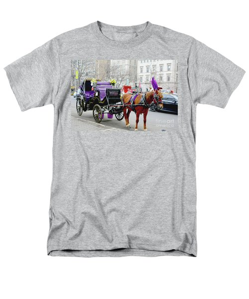 Waiting Men's T-Shirt  (Regular Fit) by Sandy Moulder