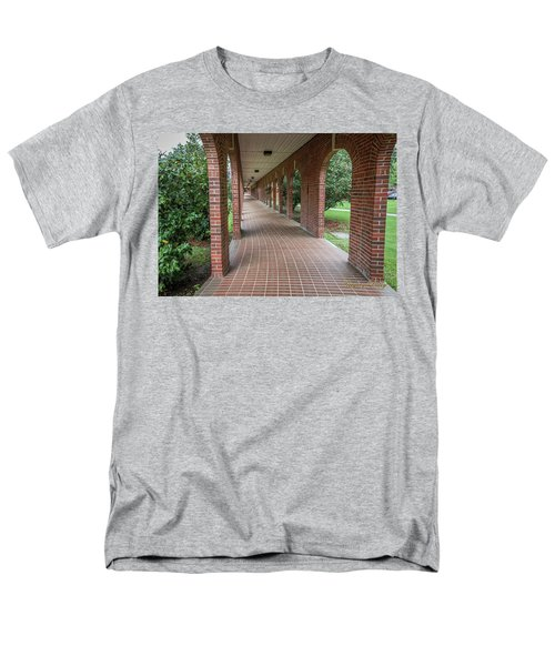 Men's T-Shirt  (Regular Fit) featuring the photograph Walk Of Honor 6 by Gregory Daley  PPSA
