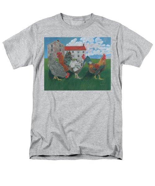 Walk This Way Men's T-Shirt  (Regular Fit) by Arlene Crafton