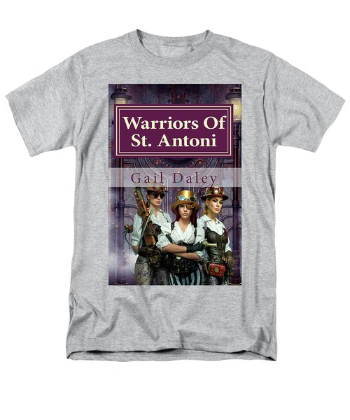 Warriors Of St. Antoni Men's T-Shirt  (Regular Fit)