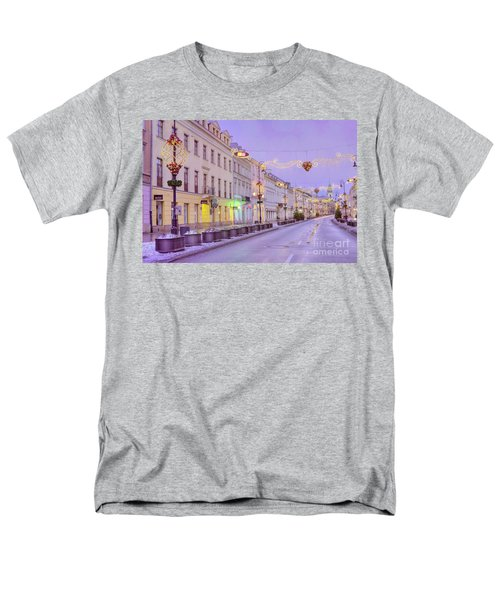 Men's T-Shirt  (Regular Fit) featuring the photograph Warsaw by Juli Scalzi