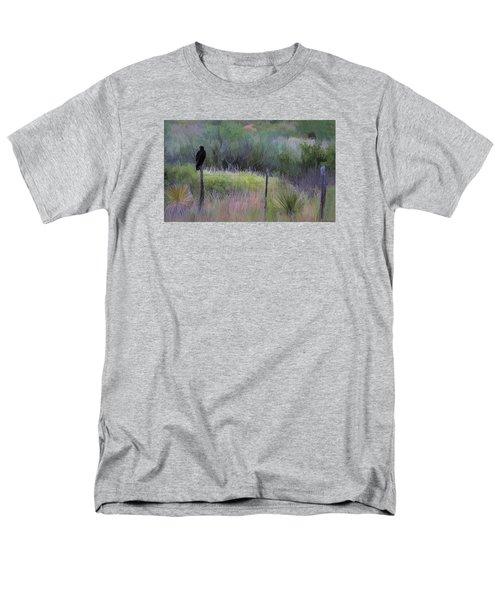 Watchful Eye Men's T-Shirt  (Regular Fit) by John Rivera