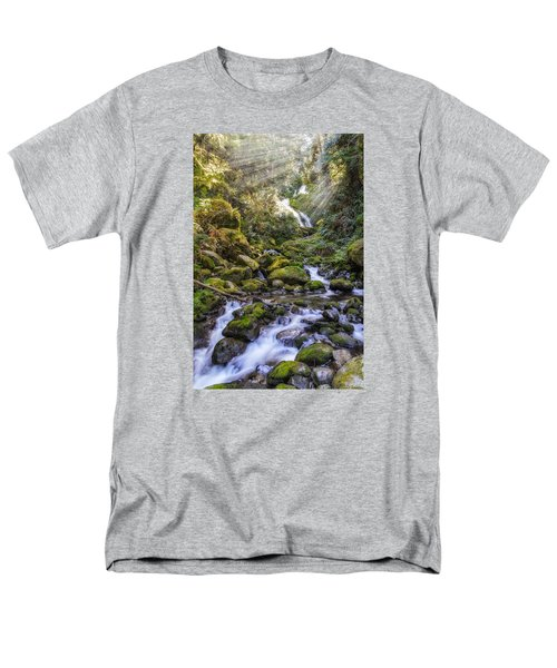 Water Dance Men's T-Shirt  (Regular Fit) by James Heckt