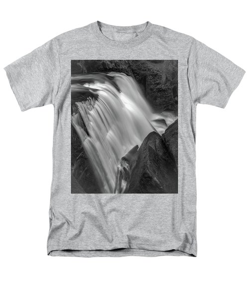 Waterfall 1577 Men's T-Shirt  (Regular Fit) by Chris McKenna