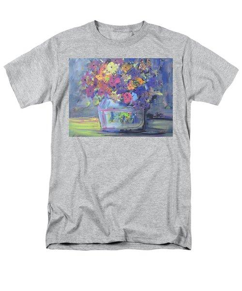 Watery Vessel Men's T-Shirt  (Regular Fit) by Terri Einer
