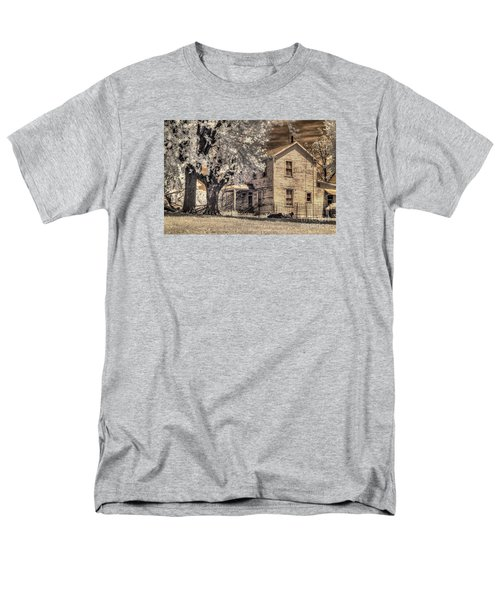 We Had Cows In The Yard Men's T-Shirt  (Regular Fit) by William Fields