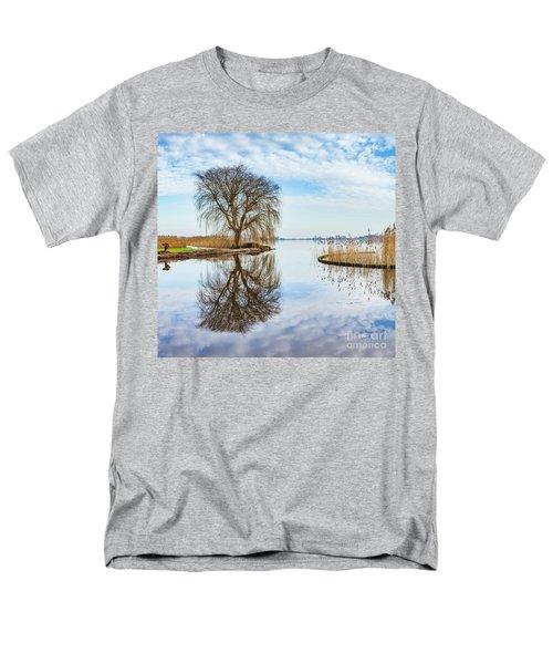 Weeping-willow-1 Men's T-Shirt  (Regular Fit)