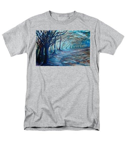 Whisper Men's T-Shirt  (Regular Fit)