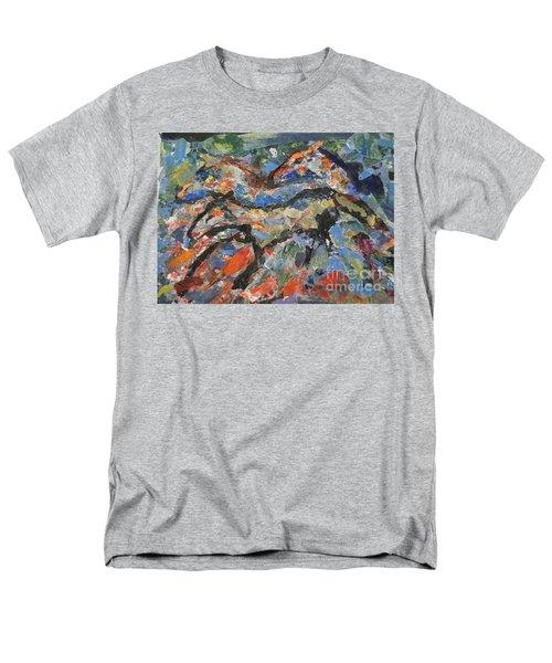 Wild Horses Men's T-Shirt  (Regular Fit)