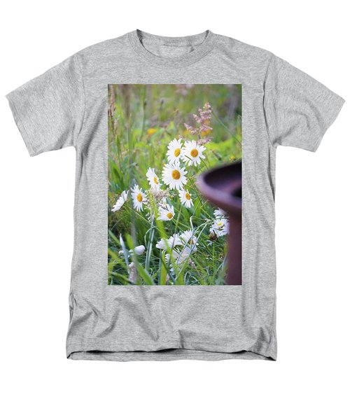 Wildflowers Men's T-Shirt  (Regular Fit) by Angi Parks