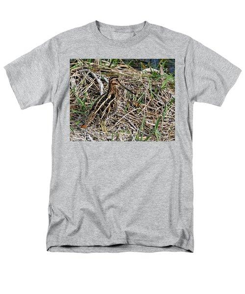 Wilson's Snipe Men's T-Shirt  (Regular Fit)