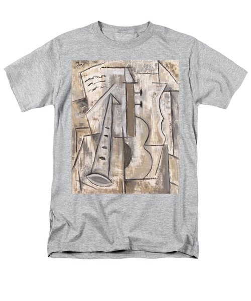 Wind And Strings Men's T-Shirt  (Regular Fit) by Trish Toro