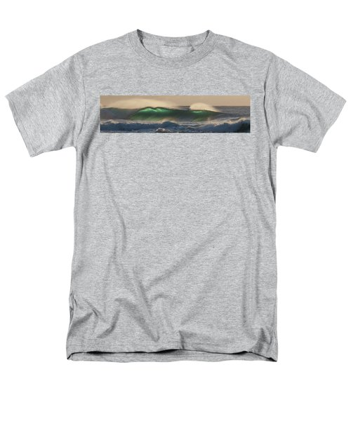 Wind And Waves Men's T-Shirt  (Regular Fit) by Roger Mullenhour