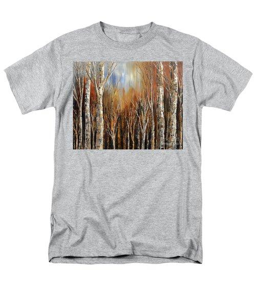 Winds Of Autumn Men's T-Shirt  (Regular Fit) by Tatiana Iliina