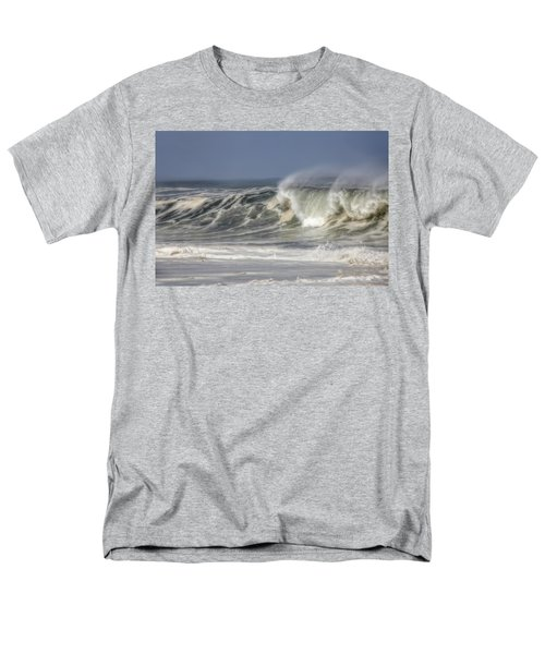 Windswept Men's T-Shirt  (Regular Fit) by Mark Alder