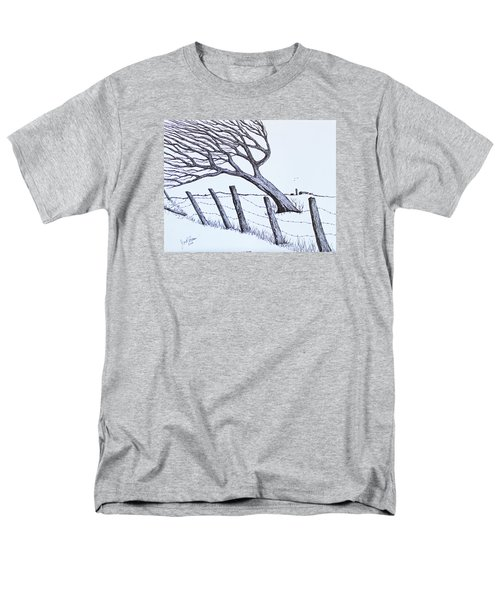 Windy 24/7 Men's T-Shirt  (Regular Fit) by Jack G Brauer