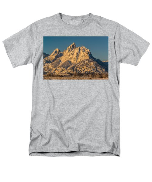 Winter At The Grand Men's T-Shirt  (Regular Fit) by Yeates Photography