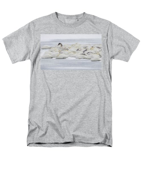 Men's T-Shirt  (Regular Fit) featuring the photograph Winter by Kelly Marquardt