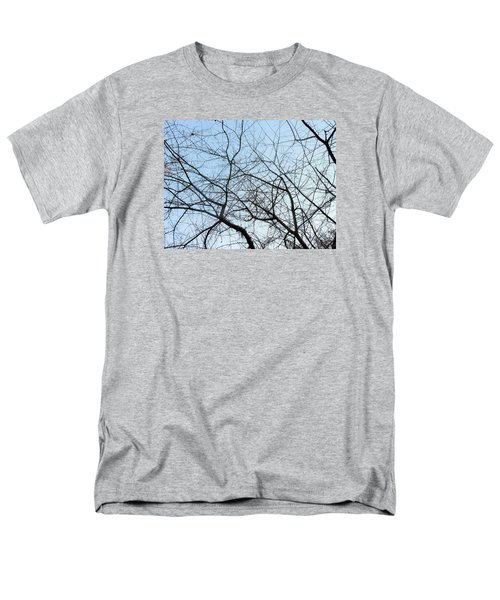 Men's T-Shirt  (Regular Fit) featuring the photograph Winter Of Life by Kay Gilley