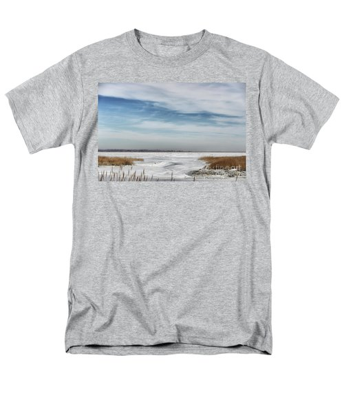 Men's T-Shirt  (Regular Fit) featuring the photograph Winter Wonderland by Tamera James