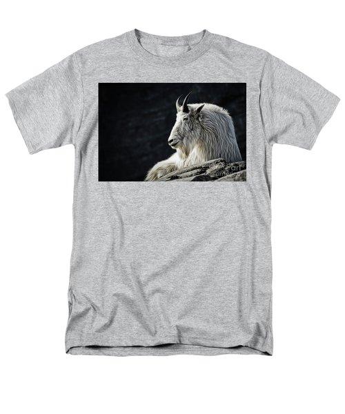 Wisdom From Up High Men's T-Shirt  (Regular Fit) by Brad Allen Fine Art