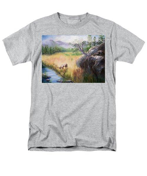 Within Yellowstone Men's T-Shirt  (Regular Fit)