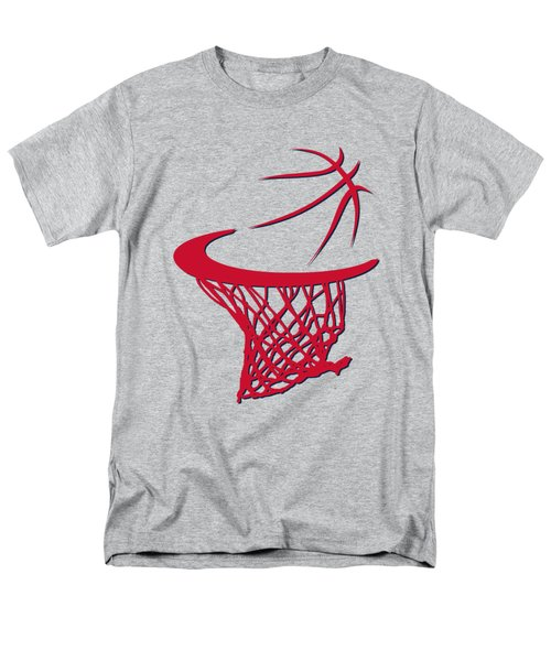 Wizards Basketball Hoop Men's T-Shirt  (Regular Fit) by Joe Hamilton