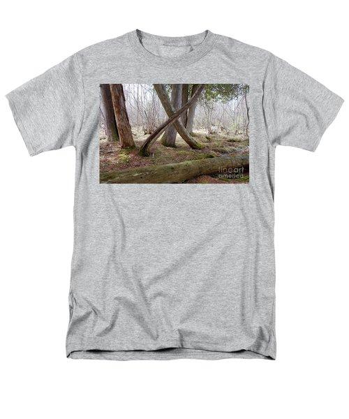 X Marks The Spot Men's T-Shirt  (Regular Fit) by Sandra Updyke