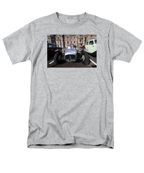 Yesurday  Men's T-Shirt  (Regular Fit) by Gary Bridger