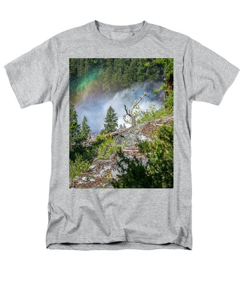 Stroll Passed Nevada Men's T-Shirt  (Regular Fit) by Ryan Weddle