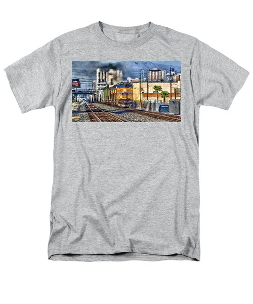 You Can Go Your Own Way Men's T-Shirt  (Regular Fit) by Michael Rogers