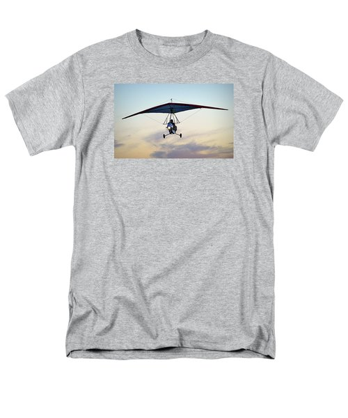 Men's T-Shirt  (Regular Fit) featuring the photograph You Only Live Once by AJ  Schibig