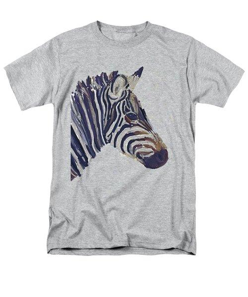 Zebra 2 Men's T-Shirt  (Regular Fit) by Zilpa Van der Gragt