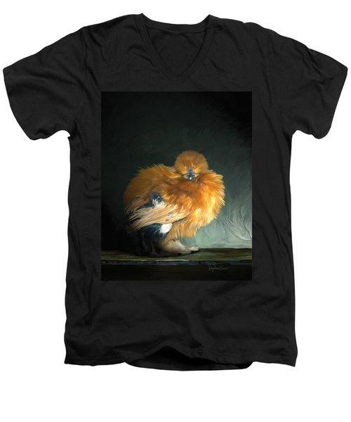 20. Hiding Men's V-Neck T-Shirt