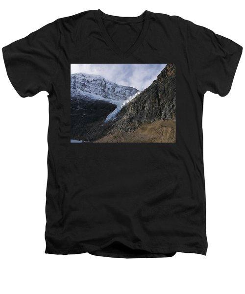 Angel Glacier Men's V-Neck T-Shirt