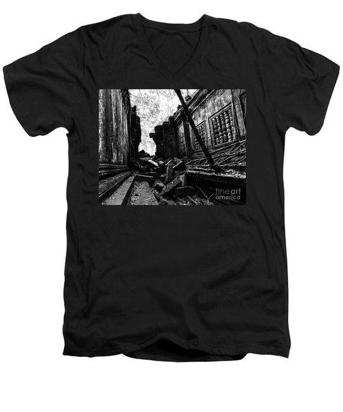 Beng Mealea Men's V-Neck T-Shirt