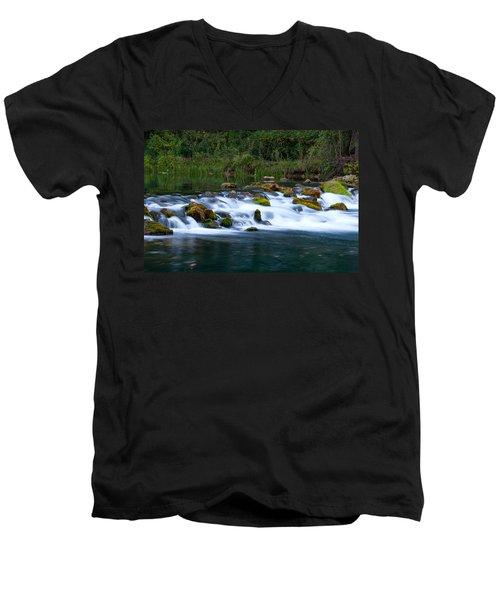 Bennett Spring Men's V-Neck T-Shirt