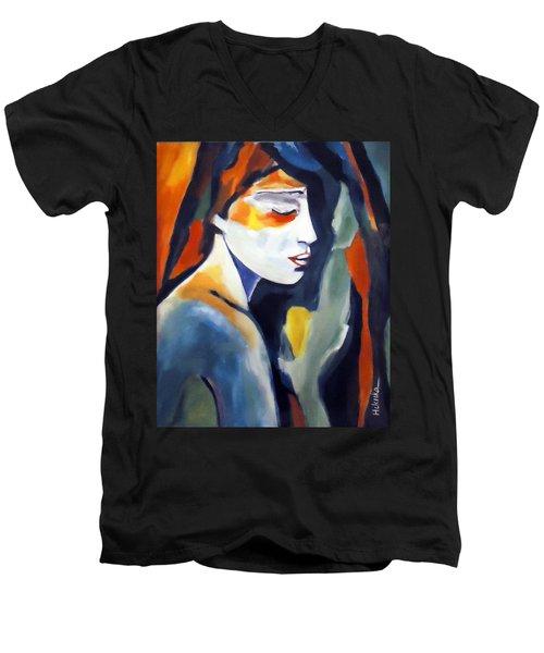 Devotional Journey Men's V-Neck T-Shirt
