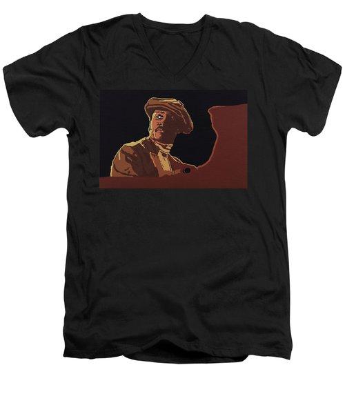 Donny Hathaway Men's V-Neck T-Shirt