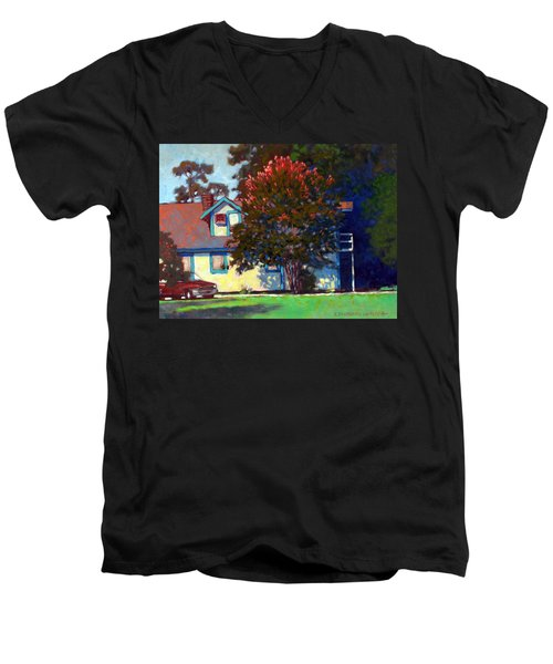 Doug's Apartment Men's V-Neck T-Shirt