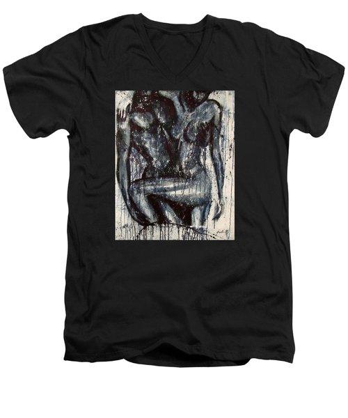 Drop Dead Casanova Men's V-Neck T-Shirt