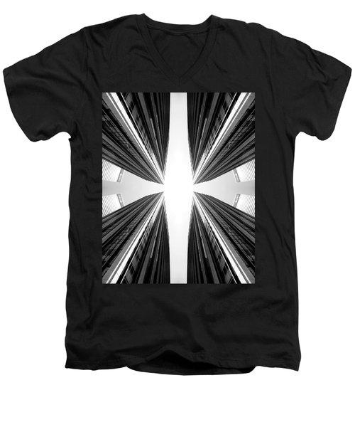 6th Ave Men's V-Neck T-Shirt
