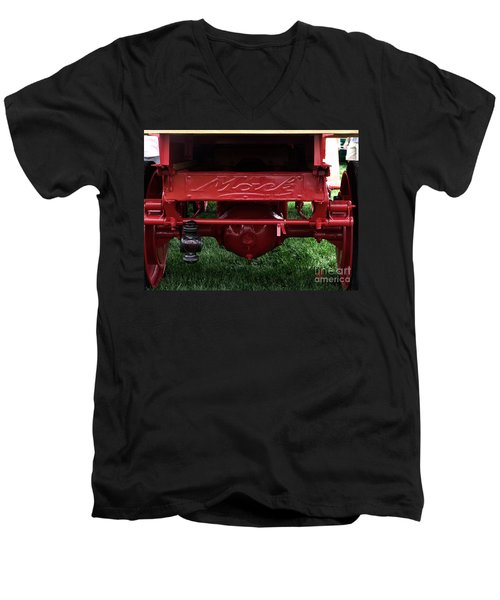 Mack Truck 1  Men's V-Neck T-Shirt