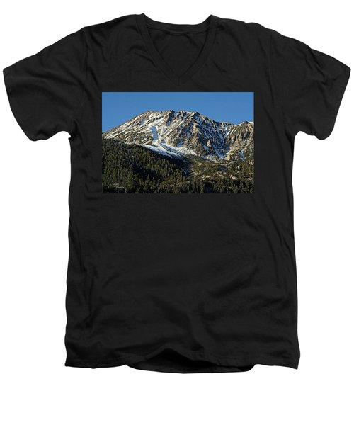 Mount Tom Men's V-Neck T-Shirt