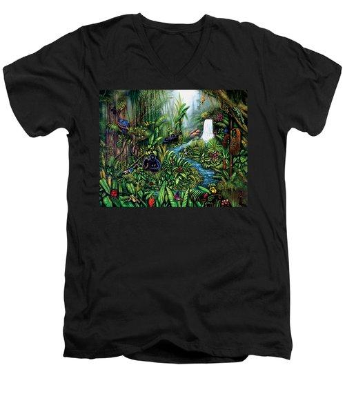 Resurgence Men's V-Neck T-Shirt
