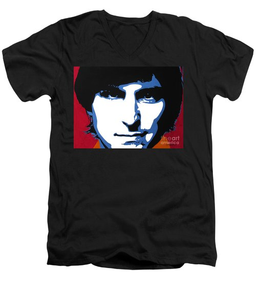 Steve Jobs Men's V-Neck T-Shirt