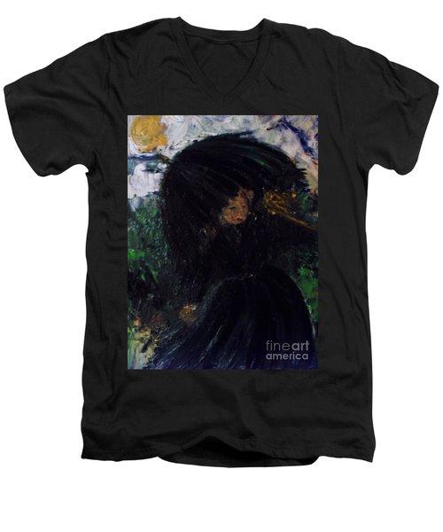 The Widow Men's V-Neck T-Shirt