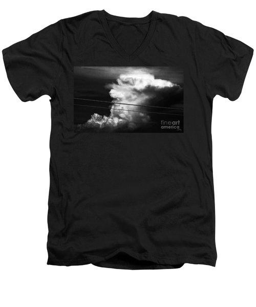Thunderhead Men's V-Neck T-Shirt