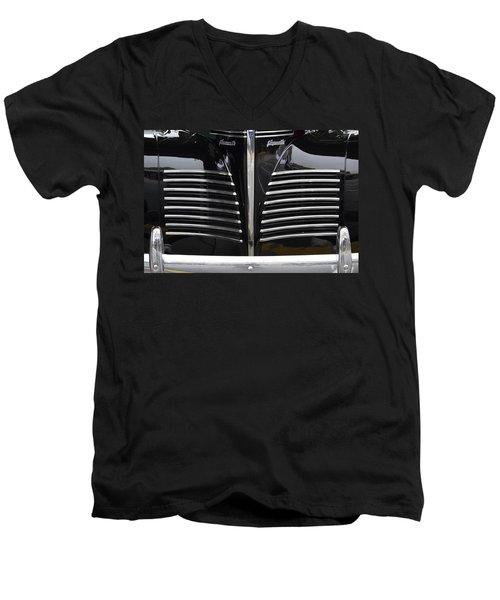 1940 Plymouth  Men's V-Neck T-Shirt
