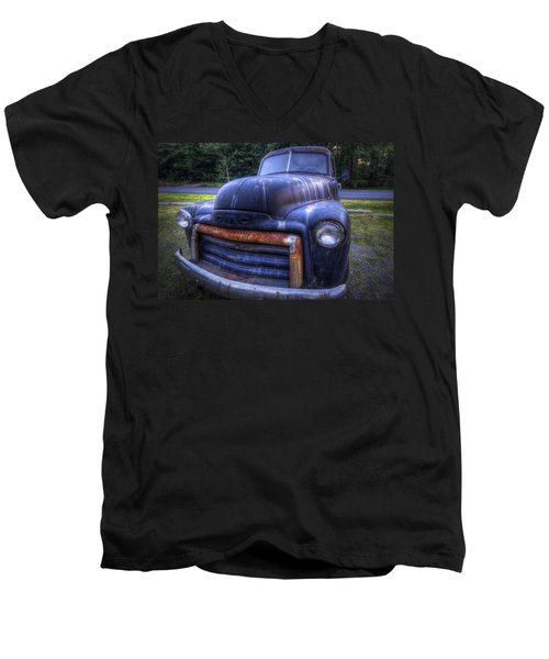 1947 Gmc Men's V-Neck T-Shirt